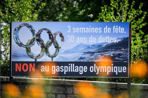 Никакой Олимпиады в кантоне Вале