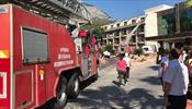 Пожар в отеле Кемера