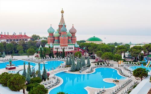 Pegas и Anex поделили отели Kremlin Palace и Topkapi Palace