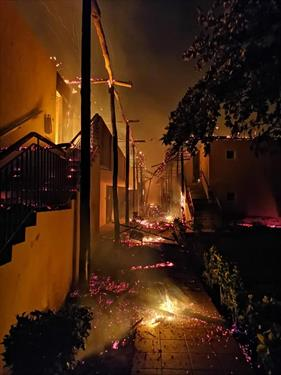 На Занзибаре за одну ночь сгорело два отеля
