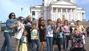 Moby SPL организовала благотворительный круиз по Балтике