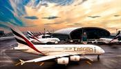 Emirates весной существенно сократит рейсы