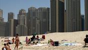 Пляжи в районе Джумейра закрыли для одиноких мужчин и женщин