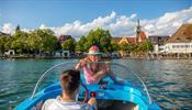 Пальмы, яхты, романтика – великолепие Боденского озера