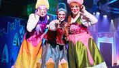 Новое шоу на воде для всей семьи - «Сказка о царе Салтане»