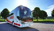 В Швейцарии появился первый межгородской автобус