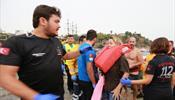 Судно с туристами затонуло у берегов Анталии