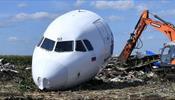 Из частей севшего на кукурузное поле самолета не станут делать музейные экспонаты