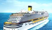 Стабильность продаж в зимнем сезоне – дают морские круизы на Costa Diadema с «Атлантис Лайн»