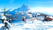 Горнолыжные курорты Италии - в зимнем сезон 2014/2015