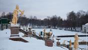 В Петергофе объявили дату первого пуска фонтанов