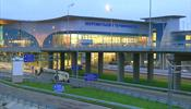 Скоростной поезд между терминалами «Шереметьево»