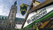 Фестиваль Stuttgarter Weindorf неизменно свеж и весел