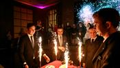 Отель «Коринтия Санкт-Петербург» отметил свой 15-летний юбилей