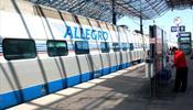 """""""Аллегро"""" будет ездить даже полупустым"""