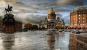 Туристический сбор в С-Петербурге отложен