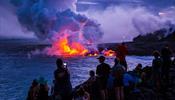 Royal Caribbean прекращает продажу всех туров к действующим вулканам