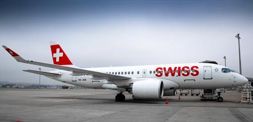 Авиакомпания Swiss приземлила все свои самолеты Airbus A220