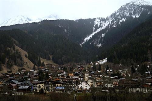 Какое будущее у курортов в Альпах без снега