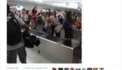 Паника возникла в аэропорту Ниццы