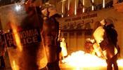 Гнев народный, в Афинах – хаос
