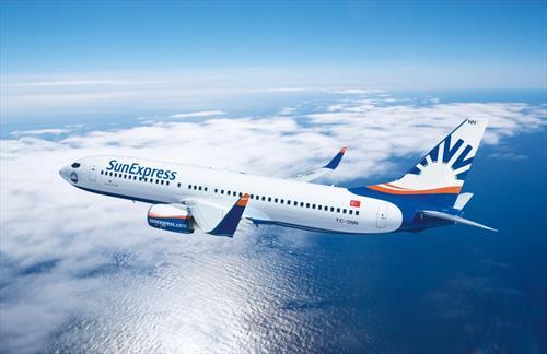 SunExpress запустит прямые рейсы из «Пулково» в Измир