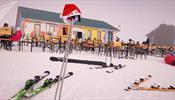 Туристы покидают курорты Грузии - Бакуриани и Гудаури