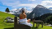 Швейцария становится все более летней