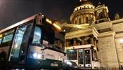 В «Ночь музеев» в С-Петербурге специальные автобусные маршруты